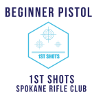 Beginner Pistol - 1st Shots at Spokane Rifle Club
