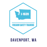 Davenport, WA I-1639 Firearm Safety Training
